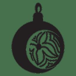 Christmas ball icon 200