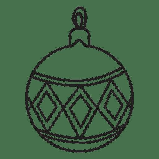 christmas ornament coloring pages pdf  coloringpages2019