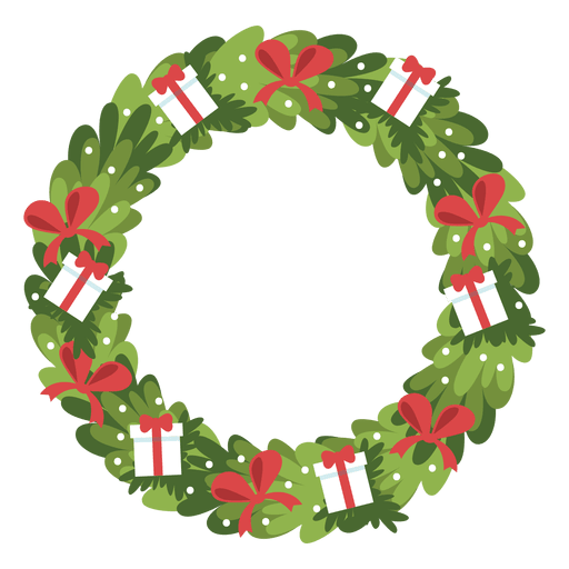 Guirnalda de Navidad cajas de regalo icono de arcos rojos 7 Transparent PNG