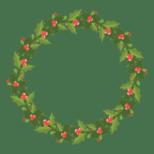 Icono de corona de Navidad 12 Transparent PNG