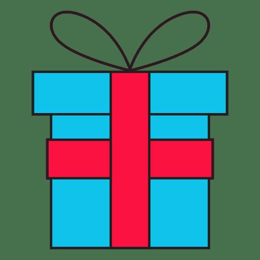 icono de dibujos animados caja de regalo 60  Descargar PNGSVG