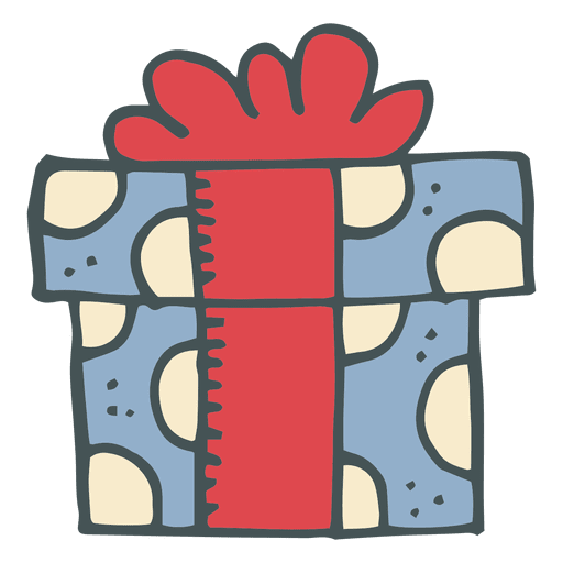 Gift box hand drawn cartoon icon 6 transparent png svg vector gift box hand drawn cartoon icon 6 transparent png negle Gallery