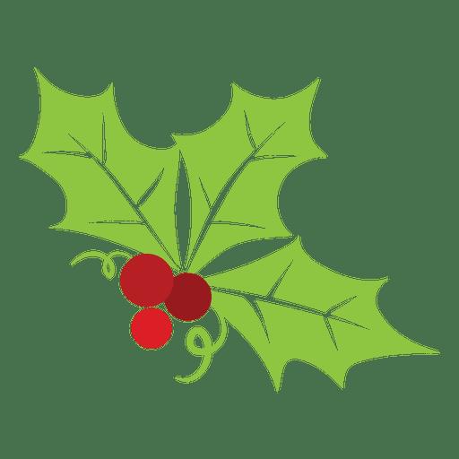 Mistletoe icon 1 - Transparent PNG & SVG vector file