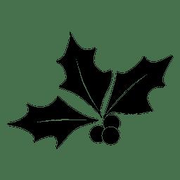 Ícone de silhueta de visco 21