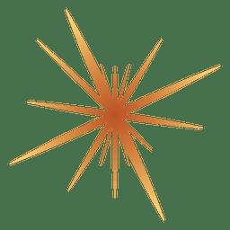 icono de la estrella de la mañana 03