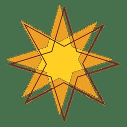 Dibujos animados multi estrella 01