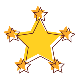 Multi star cartoon 02