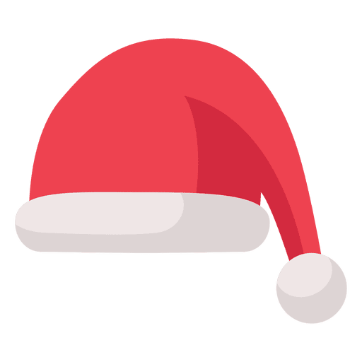 Red Santa Claus Hat Flat Icon 12 Transparent Png Amp Svg