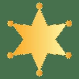 Desenho animado estrela xerife 02