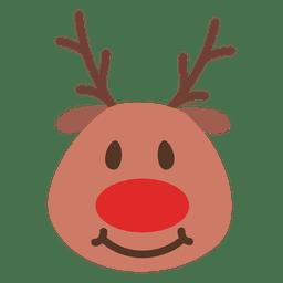 Sorriso rena cara emoticon 41