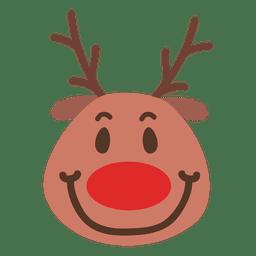 Sorriso rena cara emoticon 47