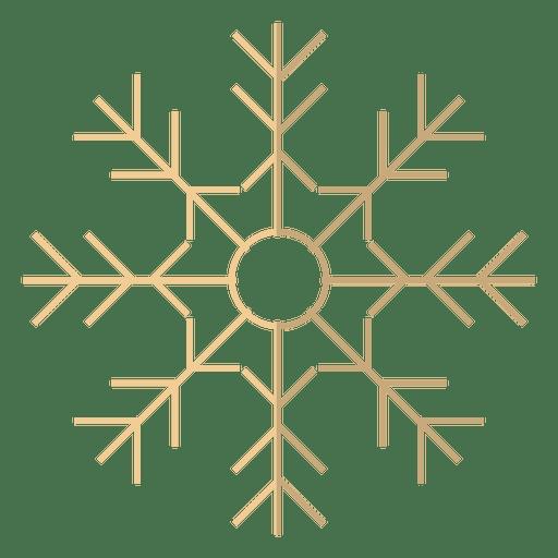 Icone Dos Desenhos Animados Do Floco De Neve 16 Baixar Png Svg