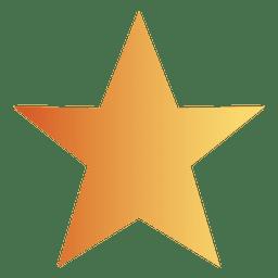 Desenho de estrela 18
