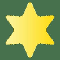 Desenho animado estrela 22