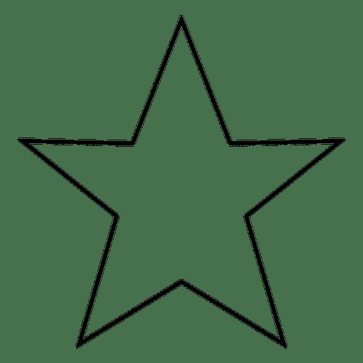 Icono de golpe de estrella 07 Transparent PNG