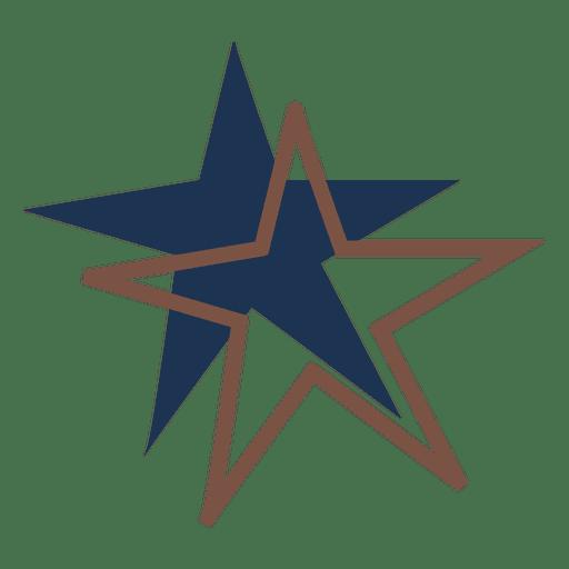 Stars cartoon icon 82