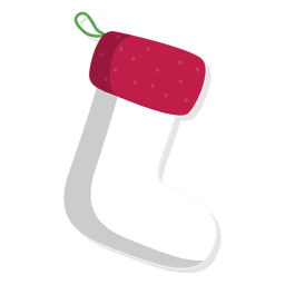 Stocking flat icon 05