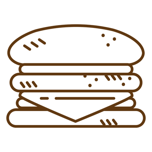 Burger food fast food hamburger Transparent PNG