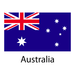 Australien Nationalflagge