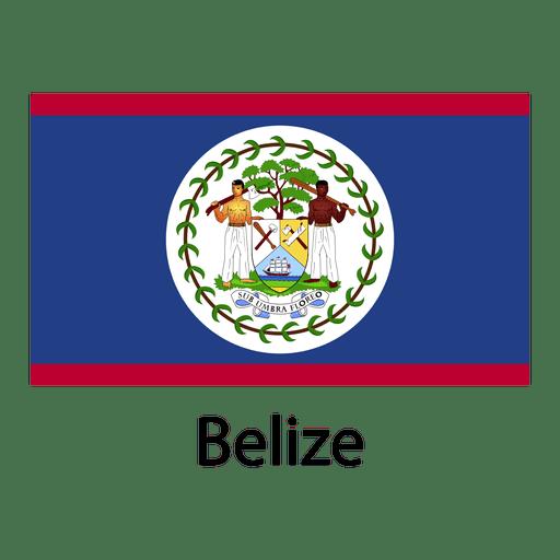Bandera nacional de belice