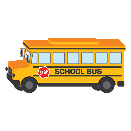 Bus School Bus School Illustration Transparent Png Amp Svg