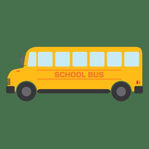 Bus school bus school yellow Transparent PNG