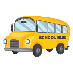 School bus from the side