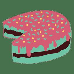 Torta de bolo