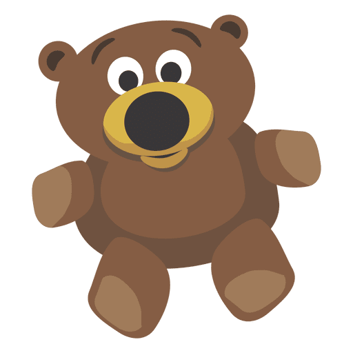 Cartoon teddy bear Transparent PNG