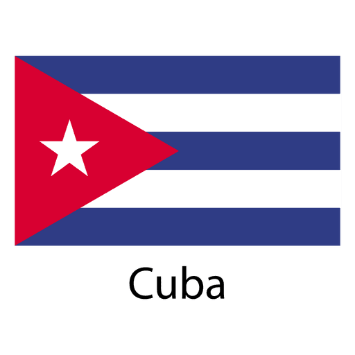 Bandera nacional de cuba