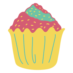 Cupcake sweet food
