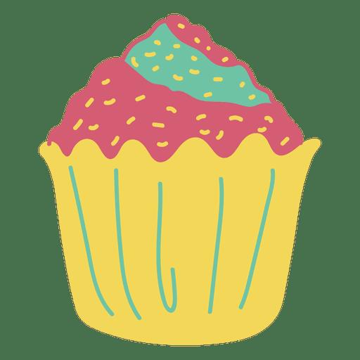 Cupcake sweet food Transparent PNG