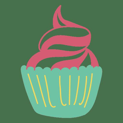 Sobremesa de comida doce cupcake Transparent PNG