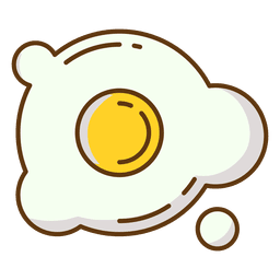 Fried Egg Design
