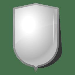 Rótulo de escudo de emblema