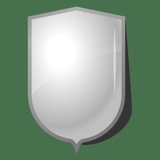 Etiqueta de escudo emblema