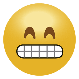 Emoji risada emoticon