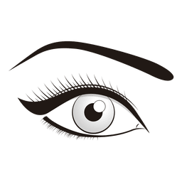 Auge bilden Illustration