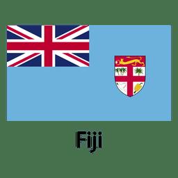 Bandeira nacional de Fiji