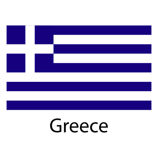 Bandera nacional de grecia