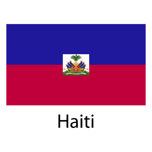 Bandera nacional haitiana