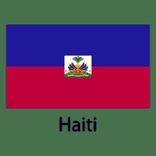 Haiti national flag