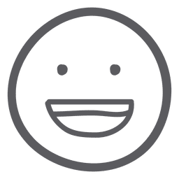 Laugh emoji emoticon