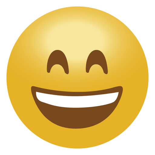 Laugh Emoji Emoticon Smile Transparent PNG