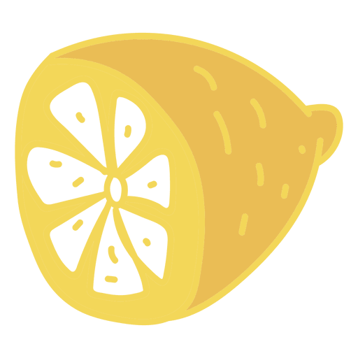 Lemon fruit food Transparent PNG