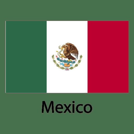 Bandeira nacional do méxico Transparent PNG