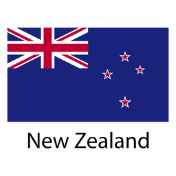 Bandeira nacional de Nova Zelândia