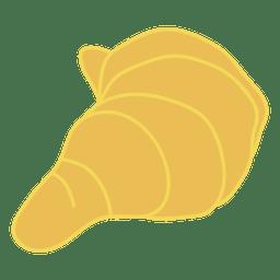 Croissant de pastelaria