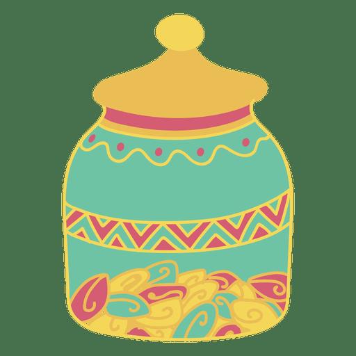 Pot storage food Transparent PNG