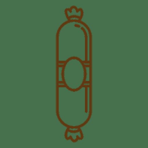 Sausage food Transparent PNG